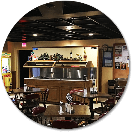 Cranky Pat's Pizza in Neenah, WI