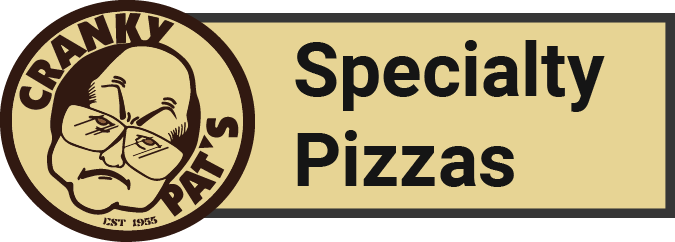 Specialty pizza in Neenah, WI